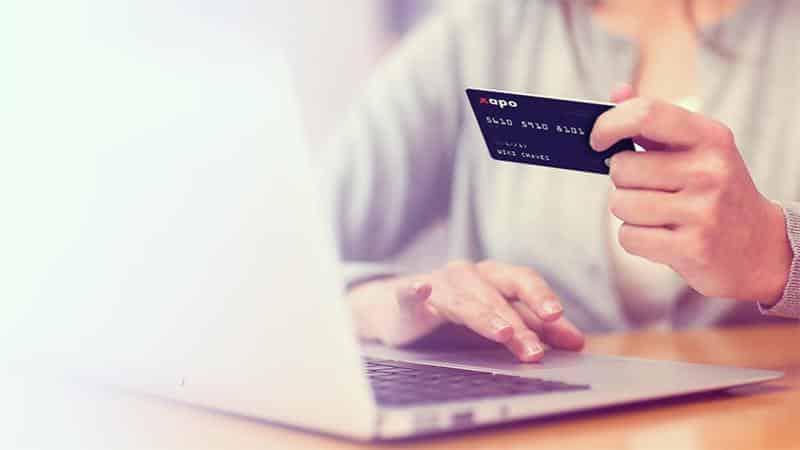 Как оплатить кредит через интернет банковской картой