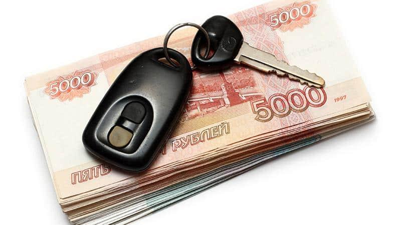 Узнать долг по транспортному налогу по номеру машины