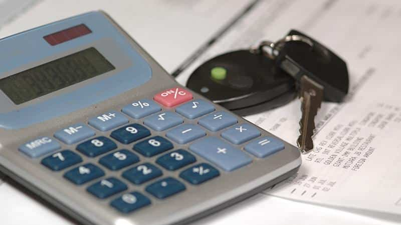 Расчет налога на автомобили