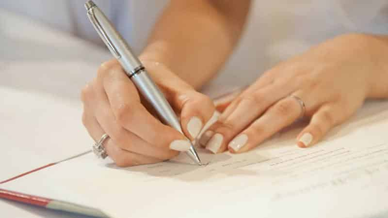 Как написать письмо коллекторам