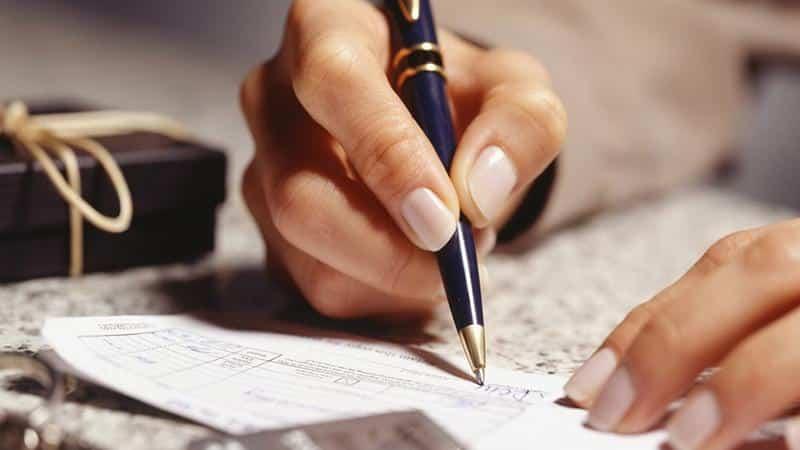Бланк об отсутствии задолженности по коммунальным платежам