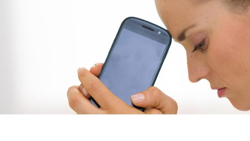 Мегафон долг: пришла смс