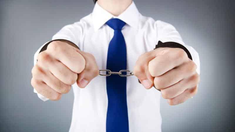 Уголовная ответственность за злостное уклонение от погашения кредиторской задолженности