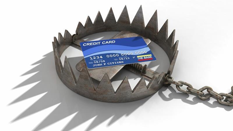 Как люди оказываются в долговой яме