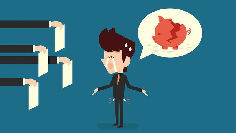 Дело о банкротстве: как признать себя банкротом физическому лицу
