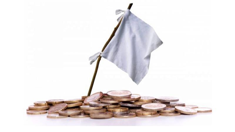 Сумма долга для банкротства физического лица