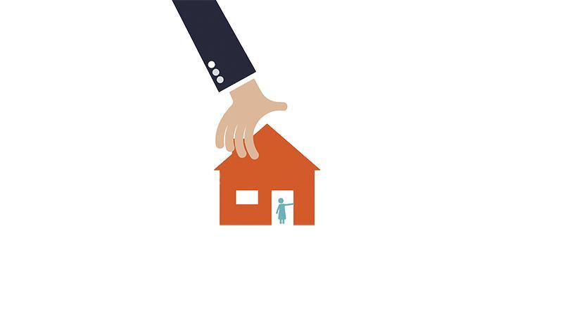 Могут ли за долги отобрать квартиру, в которой живешь
