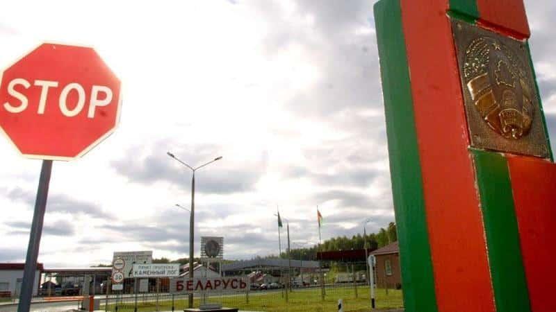 Можно ли выехать за границу через Белоруссию, если есть долги