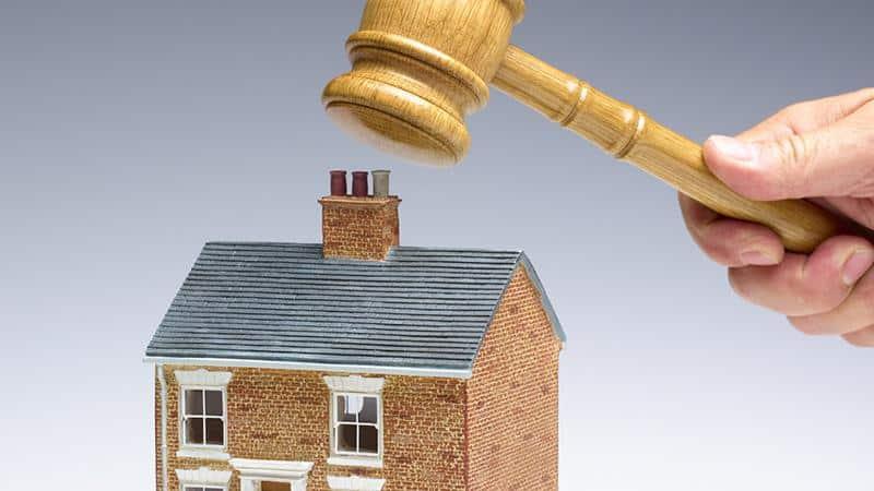 Реализация единственного жилья должника