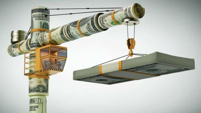 Как рассчитать ставку рефинансирования от суммы долга
