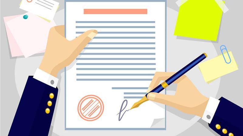 Соглашение между юридическими лицами о погашении задолженности