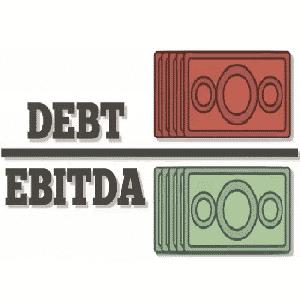 соотношение долга к ebitda