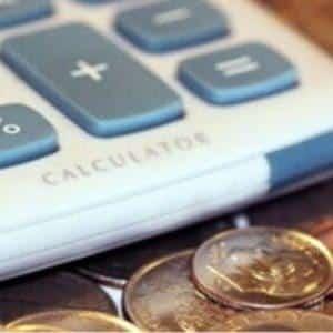 Расчет задолженности по заработной плате для суда