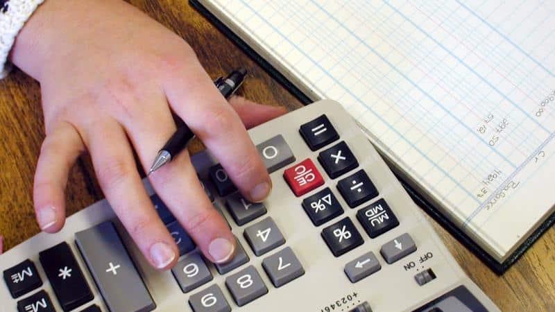 Бухгалтерская запись задолженности покупателей