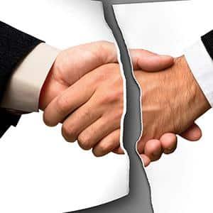 Соглашение о расторжении договора с задолженностью