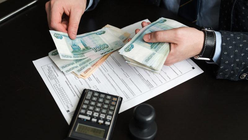 Задолженность перед учредителями в балансе