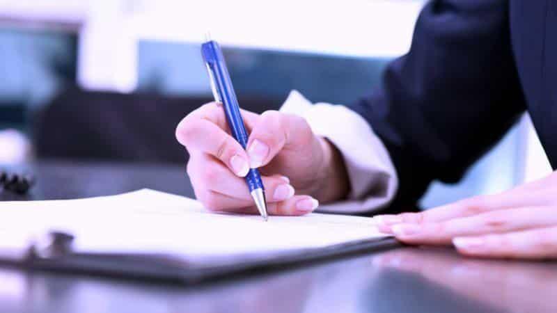 Оформление долговой расписки заверенной нотариусом