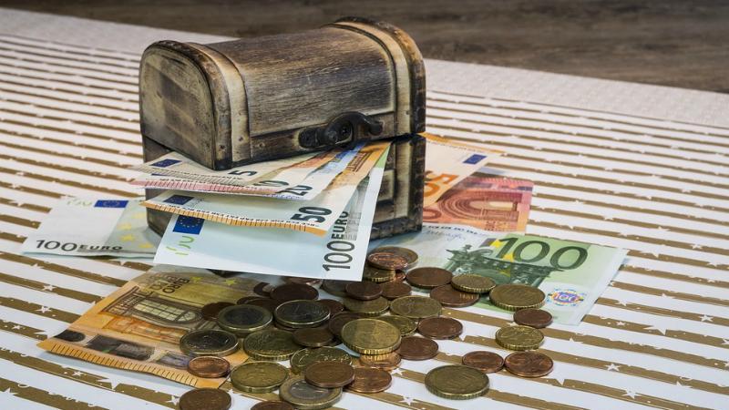 сундук и деньги