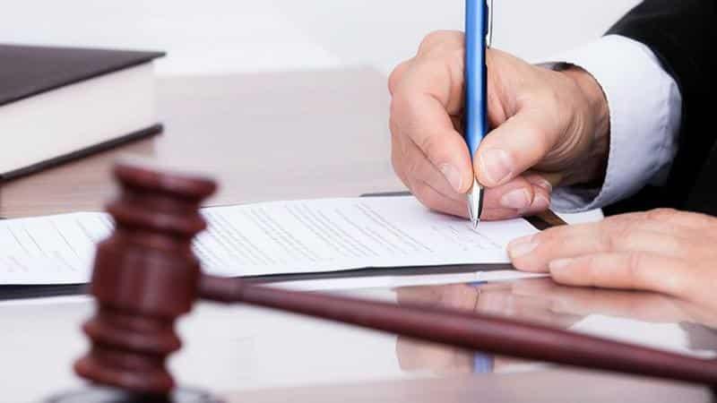 документ для суда