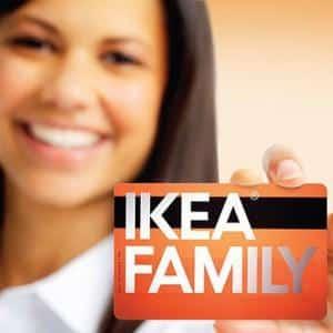 Что дает карта Ikea Family Club