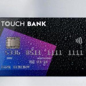 Дебетовая карта Тач банка