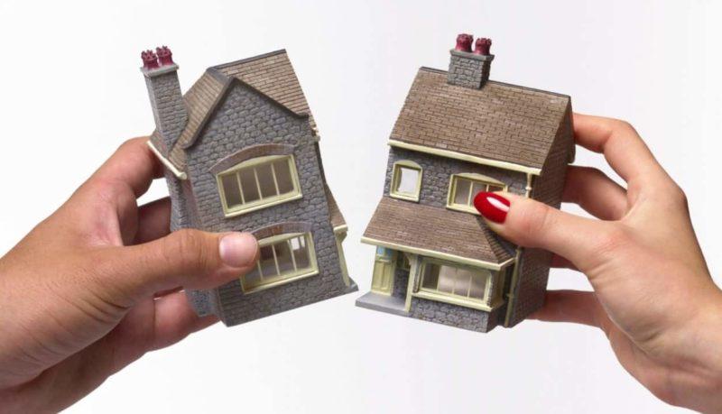 Как разделить имущество при разводе и не остаться ни с чем